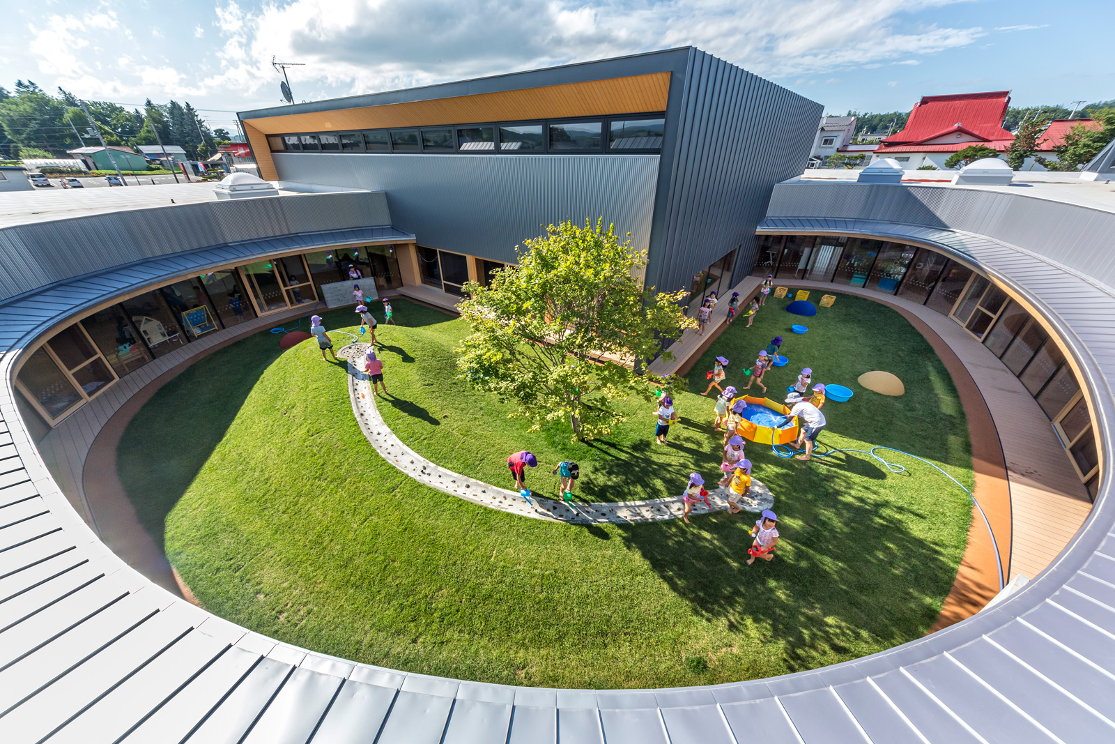 Kunnepp TownCenter for Early Childhood Education and Care Wakuwaku Center