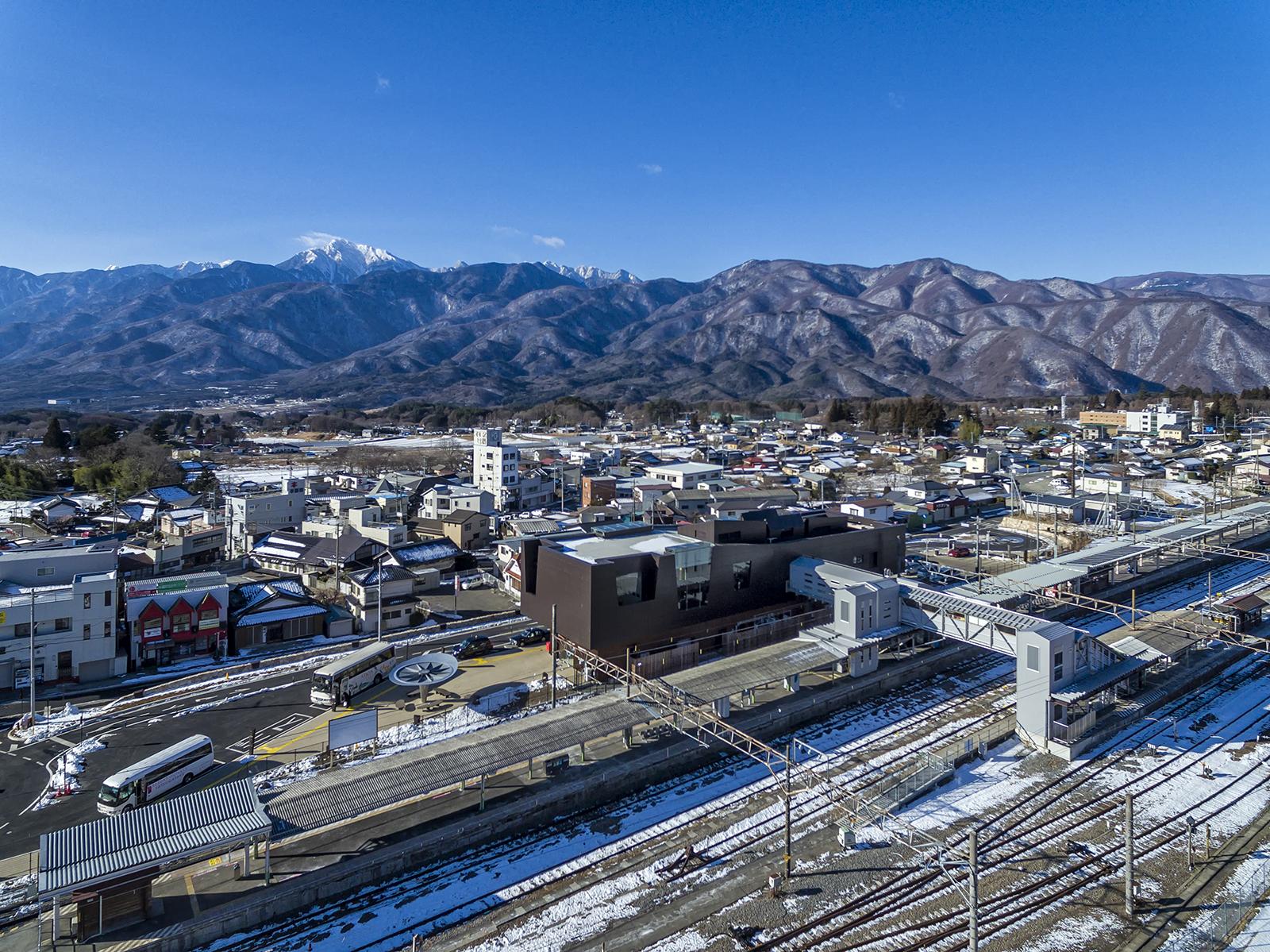 Kobuchizawa Station