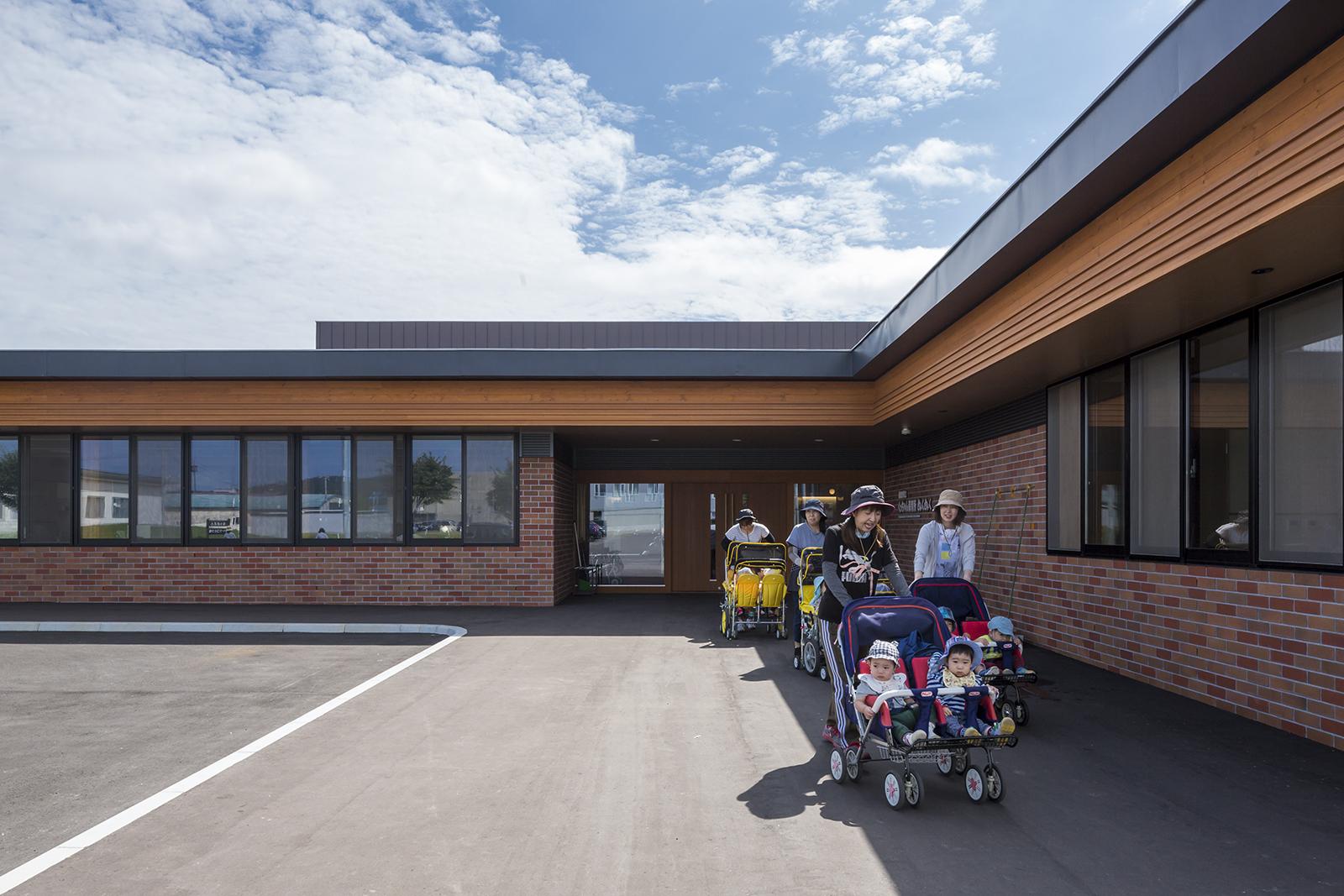 Kutchan cho Kutchan nursery Nukunuku